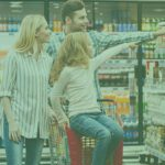 The Future Supermarket - A Glimpse
